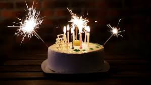 sparkler candles attractive inspiration cake candles sparklers and amazing birthday