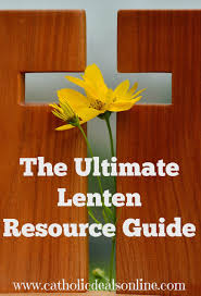 the ultimate lenten resource guide for families