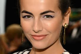 how to grow thicker eyebrows like emma watson and camilla belle