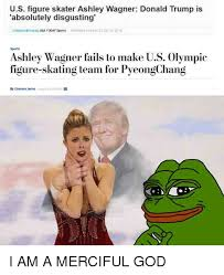 25 best memes about ashley wagner ashley wagner memes