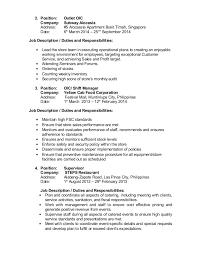Resume For Subway Job by Qa Resume Ana