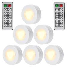 puck lights with remote wireless led puck lights with remote control battery powered
