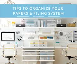 Organize Your Desk by Filing And Document Organization Helena Alkhas