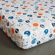 Sock Monkey Baby Bedding Aliexpress Com Buy 8 Pcs Baby Crib Bedding Sets Baseball Sports