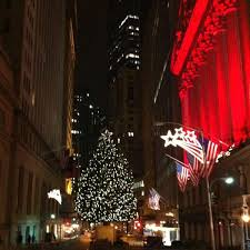10 nyc christmas trees and holiday lights that are not at