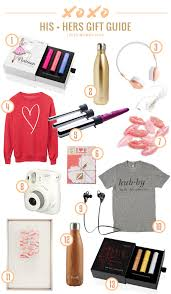 gift hers s day gift guide his hers fresh