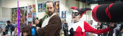 halloween costumes culver city fans get into character at lilac city comicon the spokesman review