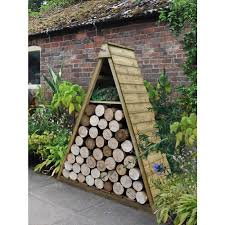 forest garden log store at wilko com