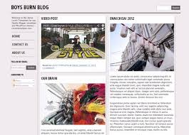 latest photography blogger templates 2016 free