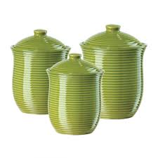 accessories green kitchen canisters sets colored kitchen trendy kitchen canisters setshome design styling green ceramic canister sets sets large size