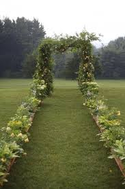 wedding altars 31 charming woodland wedding arches and altars weddingomania