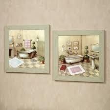 Vintage Powder Room Sign Brilliant Vintage Bathroom Wall Decor Kirklands Art Elegant