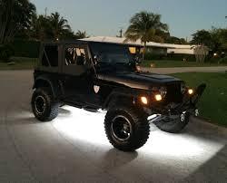 Rigid Rock Lights Rock Lights Installed On My 98 Tj Jeep Wrangler Forum