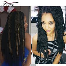 afro twist braid premium synthetic hairstyles for women over 50 aliexpress com buy 24 inch 3d cubic twist synthetic braiding