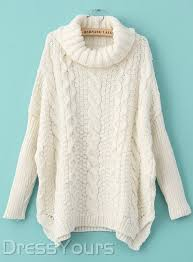 plus size cable knit sweater top quality style turtle neck plus size sweater