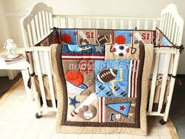 Sports Themed Crib Bedding Bedding Cribs Breathtaking Sports Themed Crib Bedding Sports
