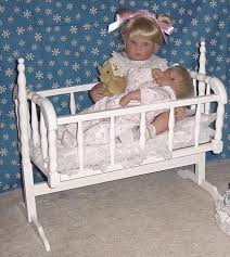 Doll Crib Bedding Baby Doll Cribs For Sale Cradles Furniture And Strollers Dolls 7