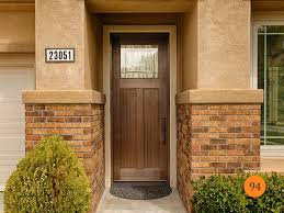 Front Entryway Doors 8 Foot Entry Doors 96 U2033 Tall U2013 Fiberglass Todays Entry Doors