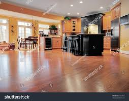 home interior shows home interior shows large expanse wood stock photo 47077867