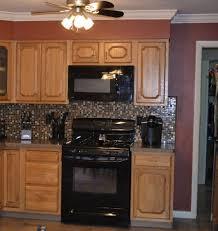 interior in kitchen kitchen interior brown kitchen ceiling fan connected by wooden
