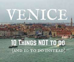 Indiana Is It Safe To Travel To Paris images Alternative venice 10 things not to do and 10 to do instead jpg