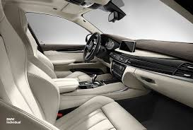 bmw x5 dashboard bmw x5 m and x6 m dress up in pyrite brown and azurite blue