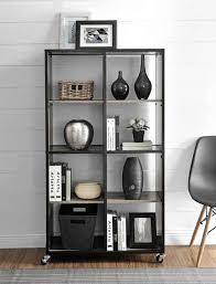 Bookcases As Room Dividers Brilliant Bookshelf Room Divider Room Divider Bookcase Full Image