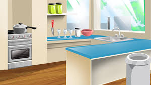 kitchen cleaning game android apps on google play