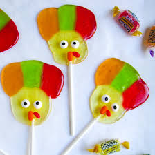 how to make turkey lollipops recipe for thanksgiving