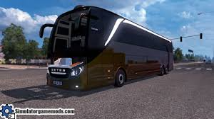 game bus mod indonesia apk ets 2 setra 517 hdh bus mod simulator games mods download