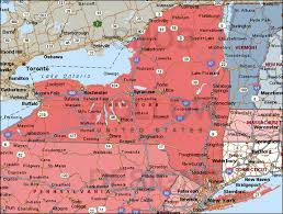 Counties In Ny State Map York County Maps Cities Towns Color