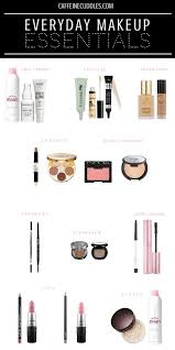 Makeup Basics 10 Must Makeup by Best 25 Must Makeup Products Ideas On Makeup