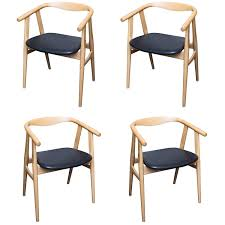 hans j wegner dining room chairs 128 for sale at 1stdibs