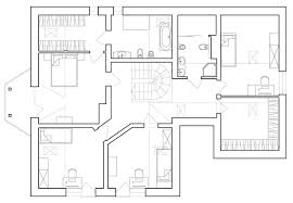 Villa Tugendhat Floor Plan by Minimal Style And White Colour Theme Of House 02 By Ramunas