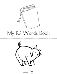 ig words book twisty noodle