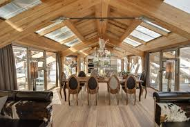 chalet backstage chalet ski zermatt switzerland ultimate luxury