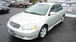 toyota car detailing used 2003 toyota corolla for sale plainville ct