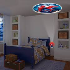 marvel u0027s ultimate spider man projectables led plug in night light