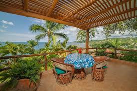 All Weather Wicker Outdoor Furniture Terrain - casa paloma sayulita mexico vacation annex