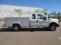 Ford F350 Truck Used - used 2015 ford f350 service utility truck for sale in az 2260