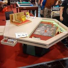 40 Best Gaming Tables Images On Pinterest Board Games Game Tables