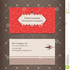business card layout editable design template royalty free stock