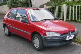 Car Dimensions In Feet Peugeot 106 Wikipedia