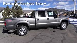 2014 ford f250 for sale 2014 ford f 250 xlt fx4 road crew cab for sale summit ford