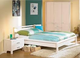 jugendzimmer weiß komplett jugendzimmer komplett 3 teilig mit bett 160x200cm weiß gewachst