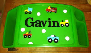 personalized trays personalized kids tray kids desk desk trays and desks