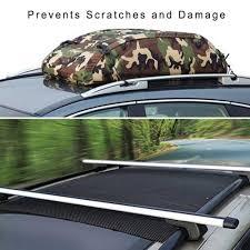 infiniti qx56 luggage carrier 39 u0027 u0027 36 u0027 u0027 roof cargo bag protective mat car storage extra padding