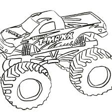 new free printable monster truck coloring pages gianfreda net