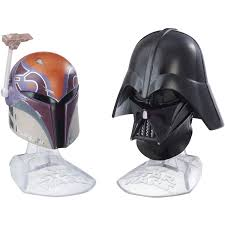darth vader spirit halloween star wars black series titanium series sabine wren and darth vader