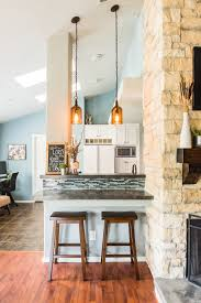 sleek farmhouse kitchen before and after irwin construction